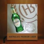 Hahn Premium Lager Counter Units